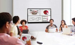 collaboration meeting zertifizierter Kramer VIA Collage Fachhandel
