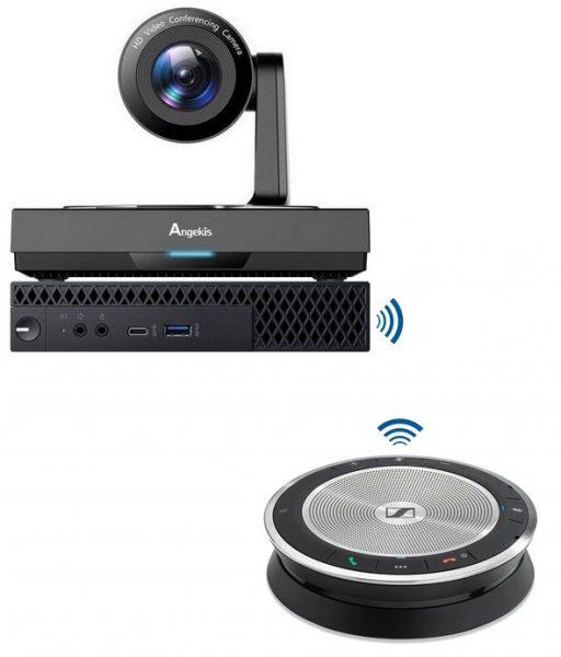 Videokonferenz Hardware und Software